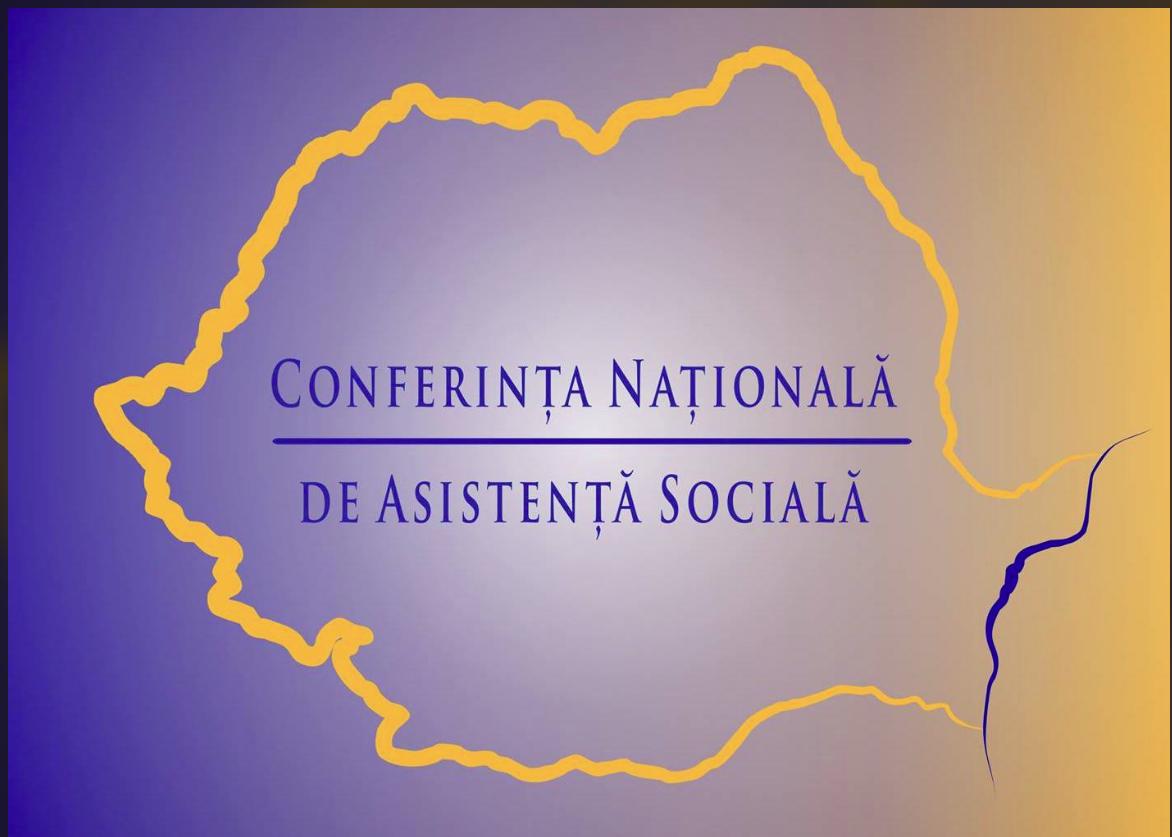 Conferința Națională de Asistență Socială, 26-28 noiembrie 2020