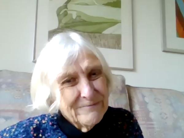 Margaret Reith – despre suportul oferit de către asistentul social persoanelor care suferă pierderea celor dragi în perioada COVID-19